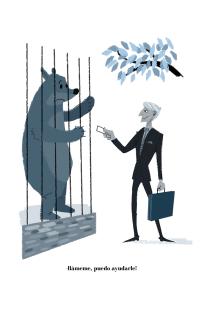 abogado en el zoo
