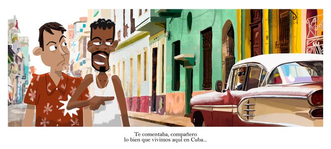 espias en la Habana